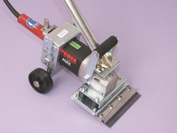Powerstripper Groß zum Entfernen von Teppichböden