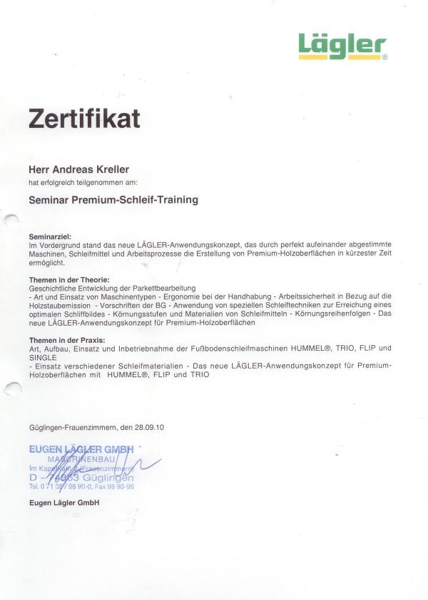 Asbestsachkundelehrgang 27. Okt. 2016